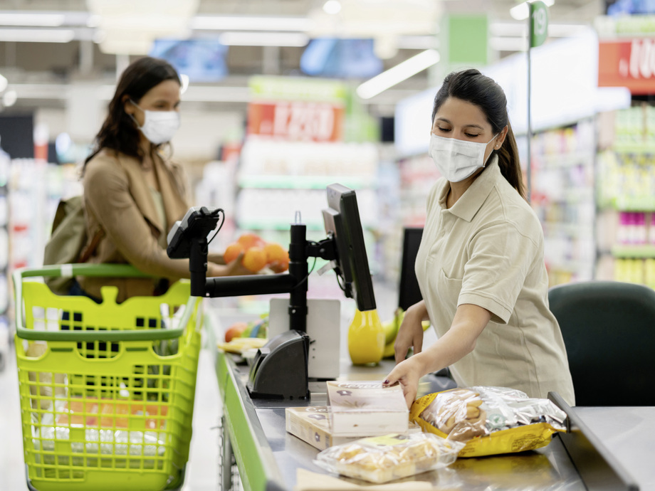 Schwanger Arbeiten Im Einzelhandel