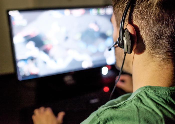 Computerspiele Auswirkungen Gehirn